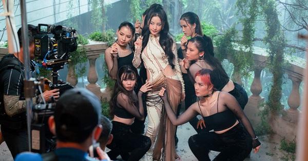 Nghi vấn ca khúc nhạc phim của Chi Pu trong Thiên Thần Hộ Mệnh đã được phát hành trên Spotify nhưng sau 3 ngày bị xoá đi?