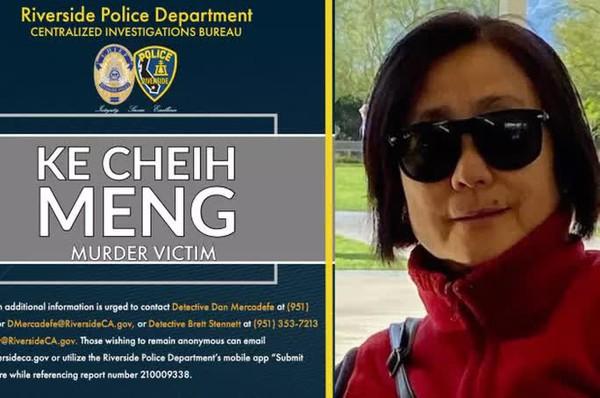 Cụ bà gốc Á bị tấn công và bỏ mặc đến chết ở California - Mỹ
