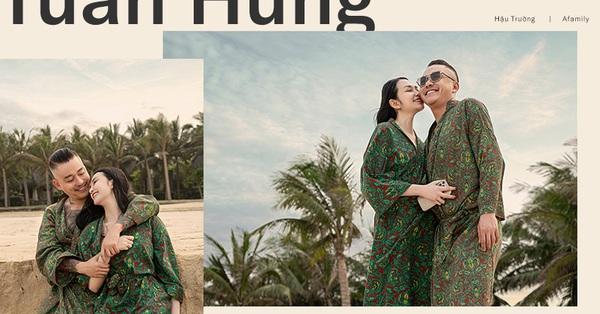 Lần hiếm hoi Tuấn Hưng trải lòng về cuộc sống hôn nhân trong dịp kỷ niệm 7 năm ngày cưới