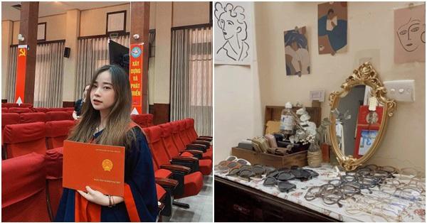 Vay bố mẹ vỏn vẹn 10 triệu, cô gái Hà Nội thuê nhà tập thể cũ làm cửa hàng, thu nhập mỗi tháng lên tới 25 triệu đồng