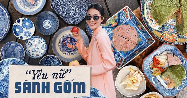 Để ý những bức hình khoe đồ ăn của Hà Tăng mới thấy: