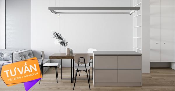 Kiến trúc sư tư vấn thiết kế căn hộ 67m² cho người độc thân với chi phí tiết kiệm chỉ 95 triệu đồng