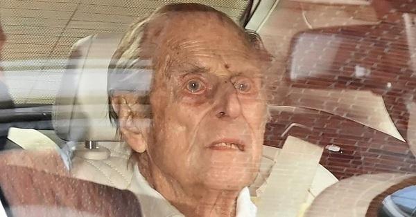 Những hình ảnh cuối cùng của chồng Nữ hoàng Anh - Hoàng tế Philip, trước khi qua đời ở tuổi 99