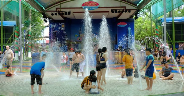 Xử phạt công viên nước Đầm Sen 30 triệu đồng vì vi phạm phòng chống dịch, vẫn chưa được mở cửa trở lại