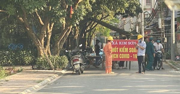 COVID-19 tại Bắc Giang: 37 ca bệnh, 2 ổ dịch nằm trên địa bàn 2 huyện, trong đó có