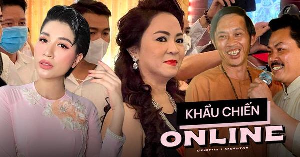 Từ ủng hộ nhiều người bắt đầu tỏ thái độ khó chịu, lắc đầu ngán ngẩm khi nhắc đến tên bà Nguyễn Phương Hằng - vợ Dũng