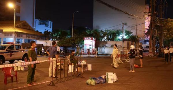 Đà Nẵng: Phong tỏa KCN An Đồn ngay trong đêm sau khi phát hiện 30 ca nghi nhiễm COVID-19