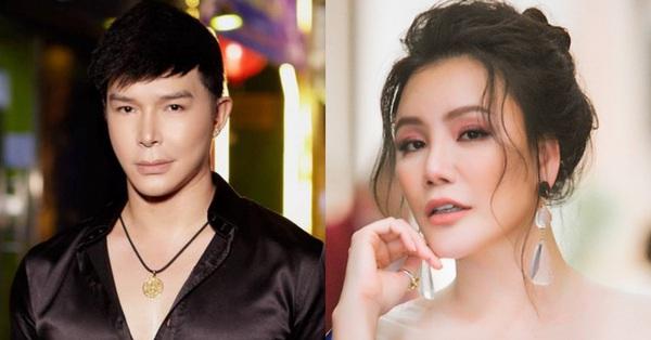 Hồ Quỳnh Hương ủng hộ Nathan Lee ca hát, nam ca sĩ đáp lại còn tranh thủ đá xéo