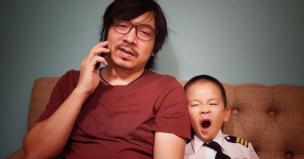 GS Cù Trọng Xoay kể chuyện bị chó cắn, con trai lớn phán ngay 1 câu khiến bố cạn lời