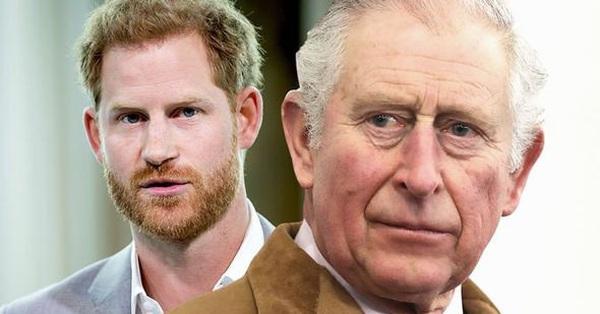 Harry dội gáo nước lạnh lên Thái tử Charles cùng vợ chồng Nữ hoàng Anh: