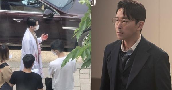 Cuộc chiến thượng lưu phần 3: Lộ cảnh Ju Dan Tae giả làm bác sĩ để vượt ngục, Oh Yoon Hee - Seo Jin đều được ra tù