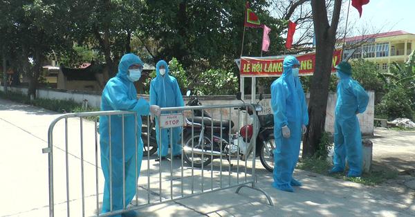 Hà Nội: Dỡ bỏ phong tỏa tạm thời một số thôn, thiết lập vùng cách ly y tế và thực hiện giãn cách xã hội tại xã Tô Hiệu, Thường Tín