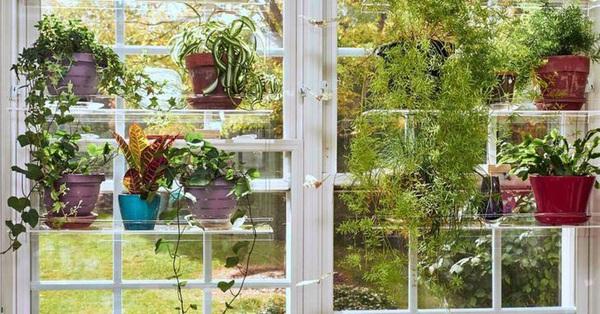 Những cách cực hay thay rèm cửa bằng các ý tưởng sáng tạo làm đẹp nhà mùa hè