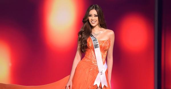 Khánh Vân thi đấu xuất sắc là thế nhưng sao bảng điểm và thứ hạng được tiết lộ sau đêm Bán kết Hoa hậu Hoàn vũ 2020 lại thế này