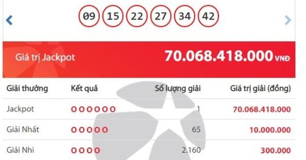Trúng 3 giải Jackpot với mức thưởng gần 88 tỷ đồng, 3 tỷ phú Vietlott đầu tiên của tháng 5 được gọi tên - jackpot