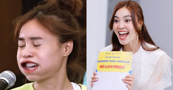 Running Man Vietnam: Fan đào bới cảnh méo miệng của Lan Ngọc, 7749 lần xinh đẹp cũng không xóa được hình ảnh này