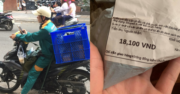 Than phiền shipper tự ý làm tròn đơn hàng, cô gái gây tranh cãi dữ dội trên mạng xã hội: