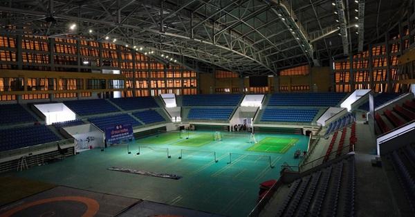 Lập bệnh viện dã chiến 800 giường tại Nhà thi đấu Bắc Giang