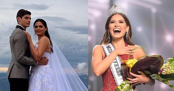 Rò rỉ thông tin tân Hoa hậu Hoàn vũ lộ ảnh cưới từ năm 2019, chú rể sở hữu ngoại hình điển trai như tài tử?