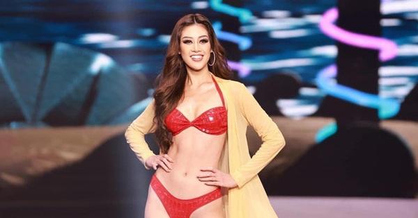Lộ bảng điểm phần thi quan trọng tại Chung kết Miss Universe 2020 với thứ hạng cao bất ngờ của Khánh Vân?