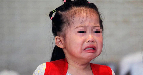Con gái sợ phát sốt nói bị