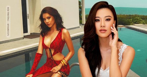 Ngắm nhan sắc và body mỹ nhân sẽ tiếp nối Khánh Vân dự thi Miss Universe cuối năm nay: