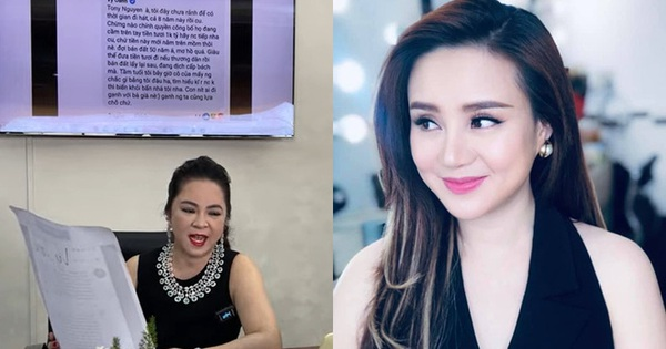 Nữ ca sĩ 8 năm kín tiếng vừa bị bà Phương Hằng dọa