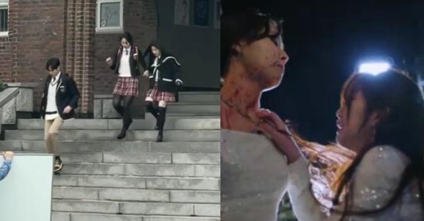 Cuộc chiến thượng lưu phần 3: Lộ cảnh quay Eunbyul - Rona thân thiết, từng chém nhau suýt mất mạng giờ lại