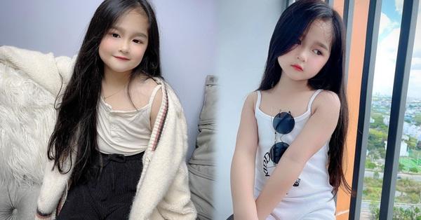 Bé gái sở hữu vẻ đẹp như thiên thần, đông đảo fan quốc tế hâm mộ nhưng nhìn nhan sắc của mẹ còn choáng hơn