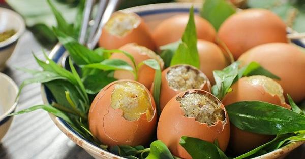Trứng luộc, trứng ốp xưa rồi: Người sành ăn mà chưa thử cách chế biến trứng nướng thế này thì quả là đáng tiếc!