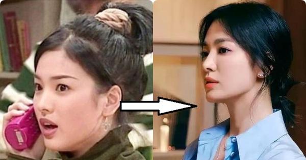 Song Hye Kyo hay