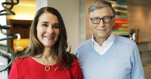 Bill Gates và vợ