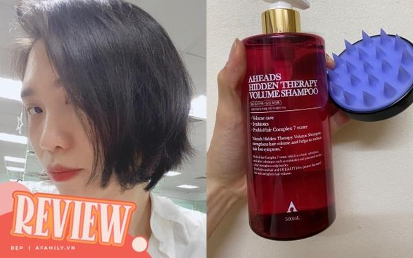 Sản phẩm làm phồng tóc của Hàn đang hot, mình đã mua về dùng thử để xem có hiệu nghiệm thật không