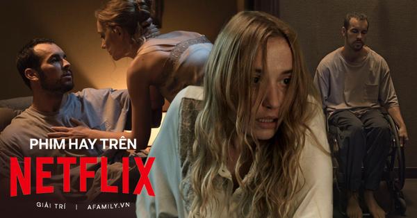 Phim 18+ hot trên Netflix: The Paramedic ngập tràn cảnh nóng táo bạo, nam chính yêu đương mù quáng, tiêm thuốc độc để bạn gái bị liệt giống mình