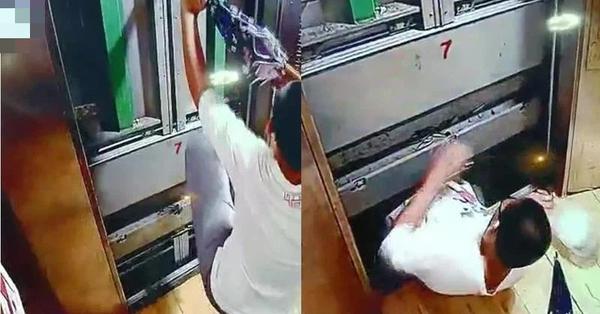 Bị kẹt trong thang máy, cậu bé 13 tuổi tự giải thoát nhưng kết thúc bi thảm, hình ảnh cuối cùng của em khiến người dân nổi giận