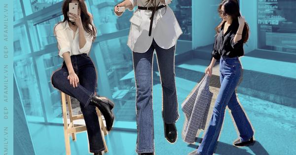Mê quần jeans đến mức cô nàng này có hẳn một review