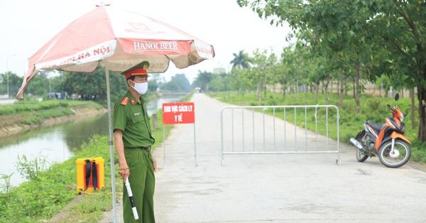 Phú Thọ: Xuất hiện ca dương tính SARS-CoV-2 từng đi chăm bố ở BV Bệnh nhiệt đới TW, thiết lập vùng cách ly khu nhà bệnh nhân