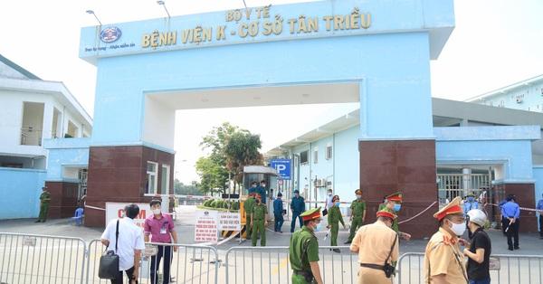 Thêm 12 trường hợp dương tính với SARS-CoV-2 vào buổi sáng, Hà Nội khuyến cáo người dân việc cần làm ngay