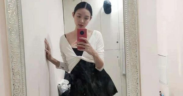 Trầm trồ trước nhan sắc và vóc dáng thật của Hoa hậu Trương Tử Lâm khi mang thai lần 2