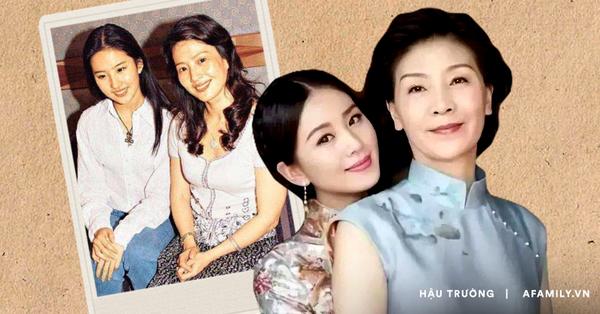 Nổi tiếng nhờ nhan sắc đẹp ngất trời nhưng khi ở nhà, Lưu Diệc Phi và Lưu Thi Thi lại hoàn toàn mờ nhạt khi đứng cạnh mẹ ruột