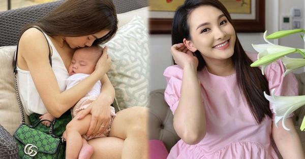 Ngày của mẹ của những hot mom: Người hạnh phúc với hành trình làm mẹ lần đầu, người đang hồi hộp chờ một cơn đau đẻ