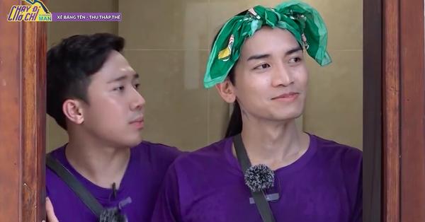 Fanpage Running Man mùa 1 đăng clip Trấn Thành - BB Trần chạy trốn, netizen xem xong phán 1 câu đau lòng