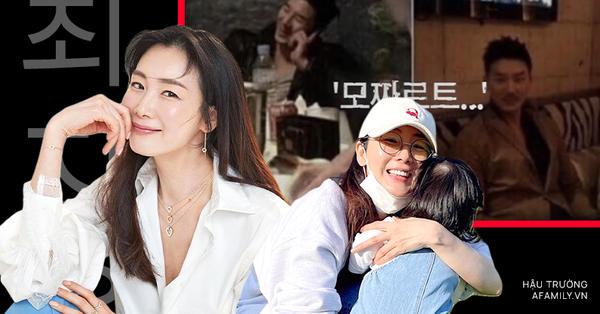 """""""Nữ hoàng nước mắt"""" Choi Ji Woo: Tình duyên lận đận, U50 mới ổn định cuộc sống hôn nhân cùng chồng trẻ lại dính nghi vấn đời tư thác loạn"""