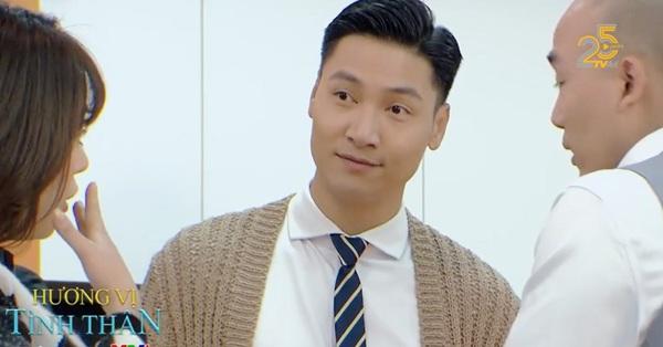 Hương vị tình thân tập 39: Khánh muốn đưa Nam lên làm bà chủ, Long tác thành luôn!