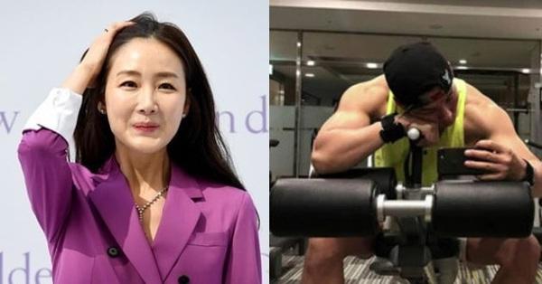 Thông tin hiếm hoi về chồng trẻ kém 9 tuổi của Choi Ji Woo: Từng làm huấn luyện viên thể hình, đổi tên để che đậy quá khứ?