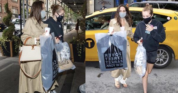 Xuất hiện cùng mẹ trên phố, con gái tomboy của Angelina Jolie tiếp tục trở thành tâm điểm chú ý