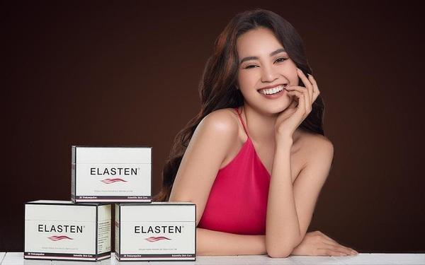 Thực phẩm bảo vệ sức khỏe ELASTEN® Việt Nam - lựa chọn số 1 của diễn viên Ninh Dương Lan Ngọc