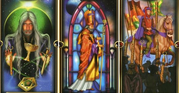 Chọn ngay một lá bài Tarot: Đường tình của bạn trong tháng 5 âm lịch này có trọn vẹn, ngây ngất hay không
