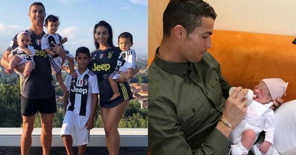 4 đứa con đáng yêu của Cristiano Ronaldo: Loạt khoảnh khắc làm cha ấm áp và những đồn thổi về mẹ của bọn trẻ