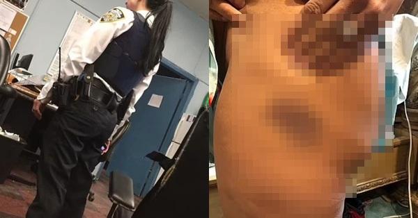Rúng động: Nữ cảnh sát Mỹ phơi bày tội ác kinh tởm trong 5 năm làm nghề, bị đồng nghiệp cưỡng hiếp tập thể và đày đọa tinh thần, bằng chứng in hằn trên cơ thể
